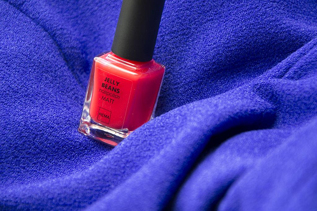 Matte nagellak van de Hema | Label of Suze