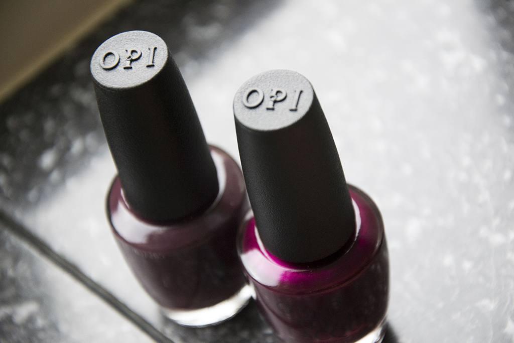 OPI lakjes voor de feestdagen | Label of Suze