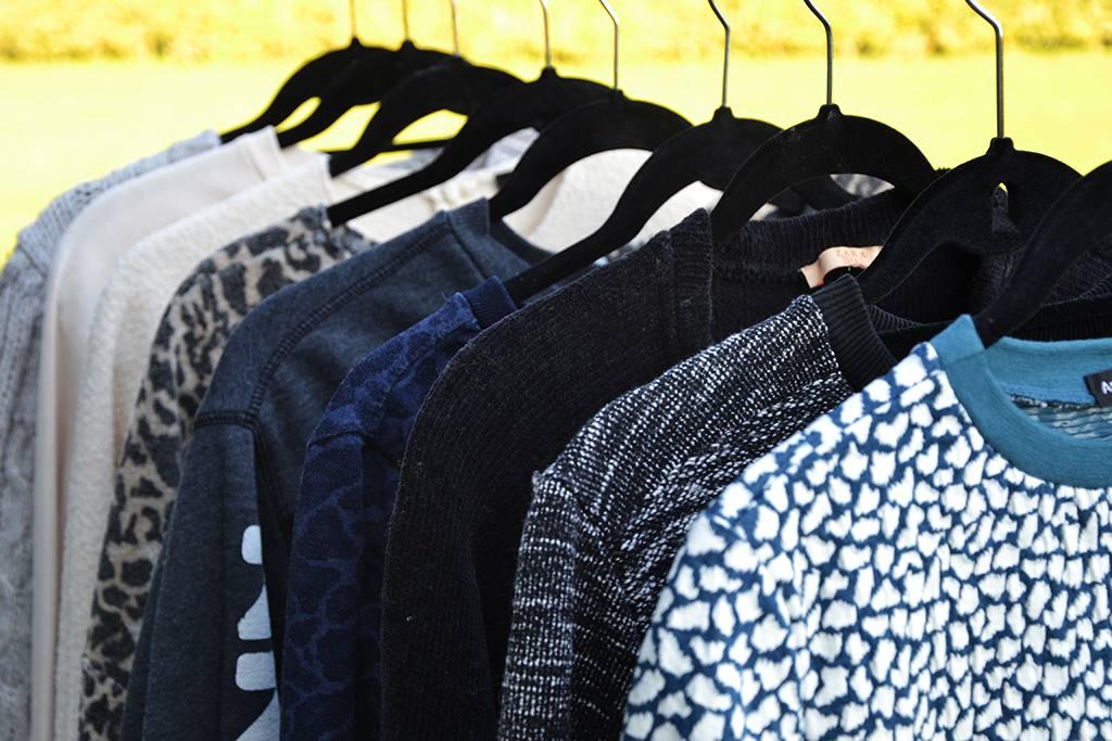 Mijn (winter) truien op een rijtje   Label of Suze
