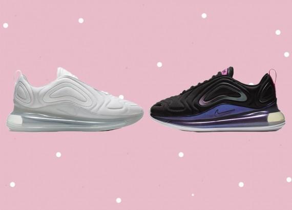Sneaker inspiratie: Nike Air Max 720   Label of Suze