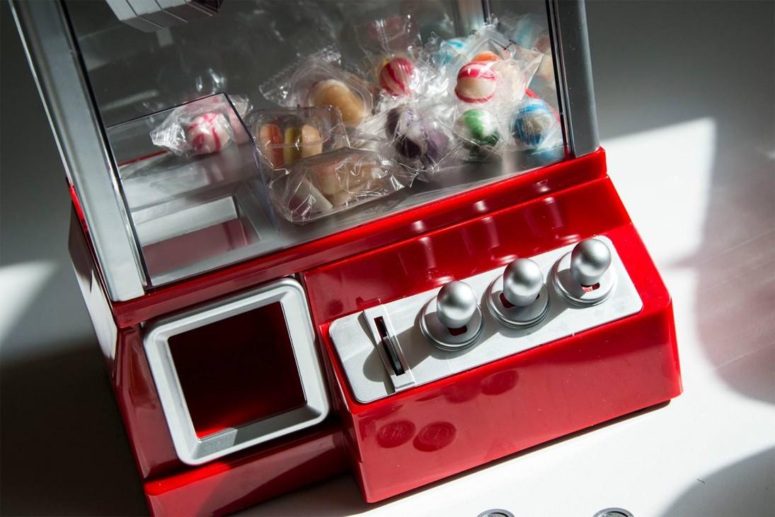 Ditverzinjeniet.nl - Candy Grabber Snoepmachine